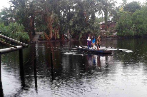 KKN Kebangsaan 2015 di Sungai Linau
